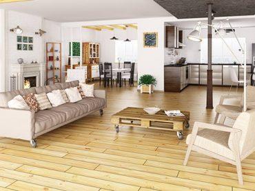 เลือกไม้ปูพื้นให้เหมาะกับแต่ละห้องภายในบ้านคุณ